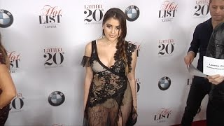 "Lauren Giraldo Latina's 7th Annual ""Hollywood Hot List"" Red Carpet"