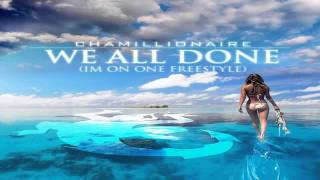 Chamillionaire - We All Done (I'm On One Freestyle 2011)