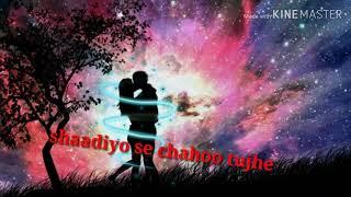 Jiya dhadak dhadak jay status with lyrics rahat fateh Ali khan
