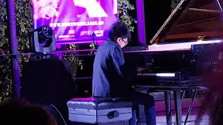 "Joey Alexander Plays ""Blackbird"" LIVE"