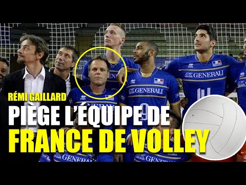 Olympic Volleyball Photo Prank