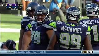2013 Week 11 - Vikings @ Seahawks