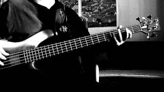 Maroon 5 - Ladykiller [TABS(bass cover)🎸
