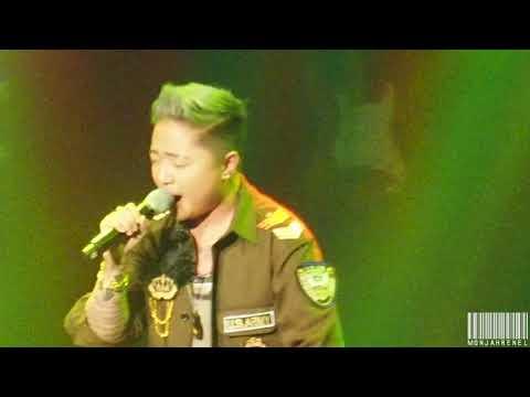 Pyramid - Jake Zyrus Live in Manila
