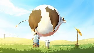 Funny Cartoon 3D - The Short Animated Movie - A Short Animated Film - Movie For Kids