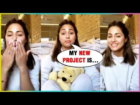 Hina Khan REVEALS New Project After Kasautii Zinda