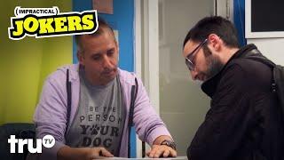 Impractical Jokers: Inside Jokes - Frank Barks Up a Mess | truTV