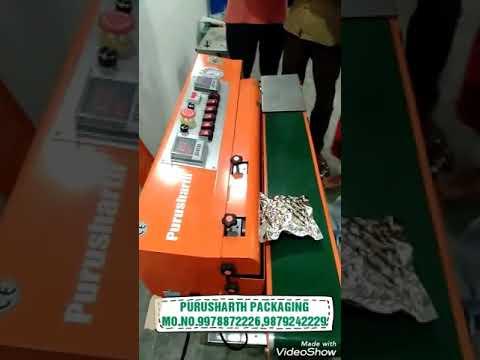 Nitrogen Flushing And Sealing Machine
