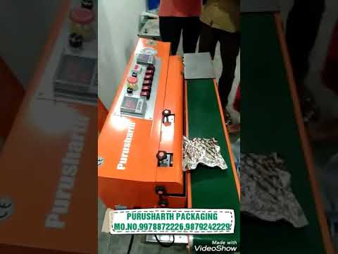 Vaccum Packing Machine with Nitrogen Flushing