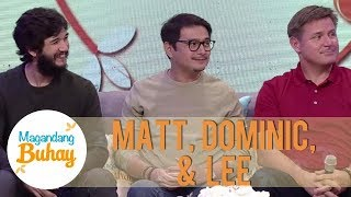 Dominic Ochoa shares that he let's his son decide on what he wants | Magandang Buhay