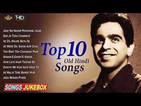 Top 10 Old Hindi Movie Video Songs Jukebox Hd B W Matalmusic Com