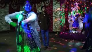 preview picture of video 'স্বরস্বতী পুজার নাচ ২০১৯।। অস্তির নাচ, না দেখলে চরম মিস।'