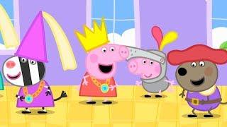 Świnka Peppa ???? Halloween: Księżniczka Peppa ????Bajki Po Polsku | Peppa po Polsku