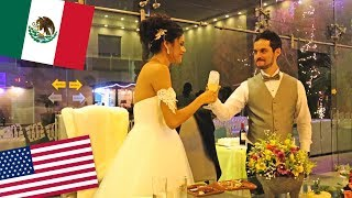 OUR BIG, CRAZY, MEXICAN Wedding ! 😝 🇲🇽