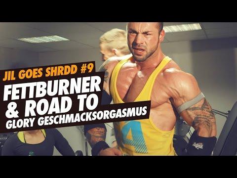 Jil goes Shrdd #9 - Fettburner & Road to Glory Geschmacksorgasmus - ROAD TO GLORY