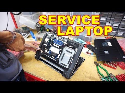 Video Memperbaiki Laptop Tidak Mau Charge VLOG66