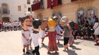 preview picture of video 'Festa Major Cubelles'