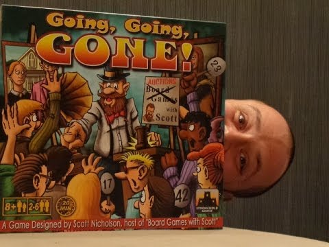 Going, Going, GONE! - Board Games Everybody Should...