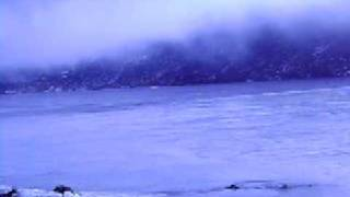 preview picture of video 'View of a Frozen lake, Arunachal, India'
