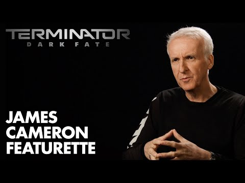 Video trailer för Terminator: Dark Fate - James Cameron Featurette (2019) - Paramount Pictures
