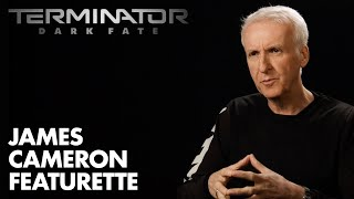 VIDEO: TERMINATOR: DARK FATE – James Cameron Featurette