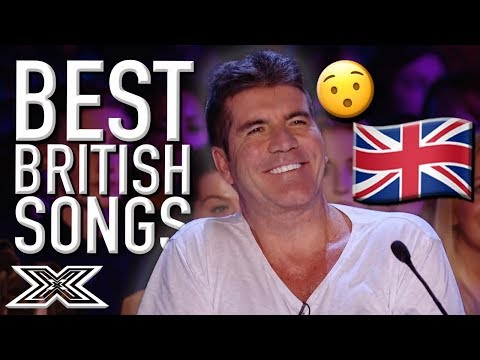Top 10 Best of British Covers on X Factor   X Factor Global