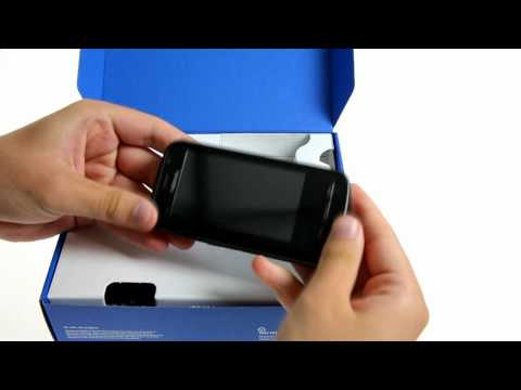 Nokia C6 unboxing and video demo