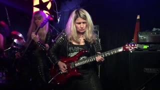 "Judas Priestess 4/21/17 ""Beyond The Realms of Death into  Running Wild"