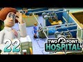 Fractures in Flemington – Let's Play Two Point Hospital – Part 22