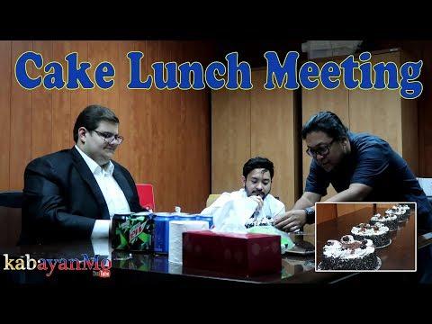 Non Sense Cake Lunch Meeting | Buhay OFW