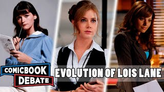Evolution of Lois Lane in Movies & TV in 19 Minutes (2019)