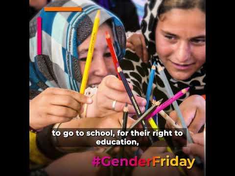 HRVP on Afghan women´s rights | #GenderFriday