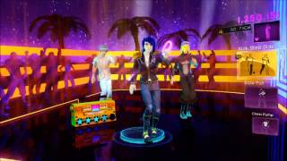 Dance Central 3 - Glad You Came - (Hard/100%/Gold Stars) (DLC)