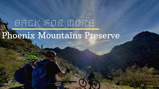 Phoenix Mountains Preserve | The chunkier side of PMP | 01/04/2020