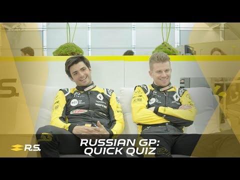 Russian GP: Quick Quiz