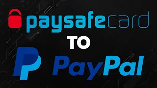 Paysafecard to PayPal - Transfer Paysafecard to PayPal (Free & Instant)
