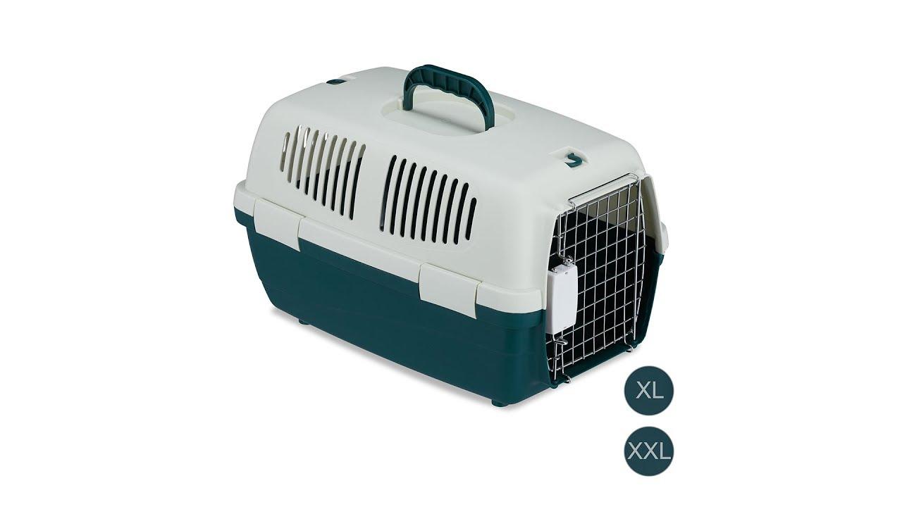 Video von: Transportbox für Haustiere