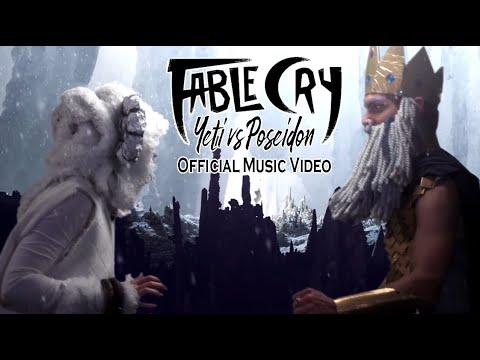 Fable Cry - Yeti vs Poseidon (Official Video)