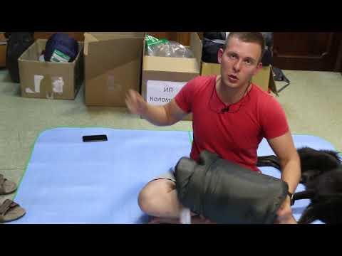Спальный мешок Greenell «Рахан +5». Видеообзор.