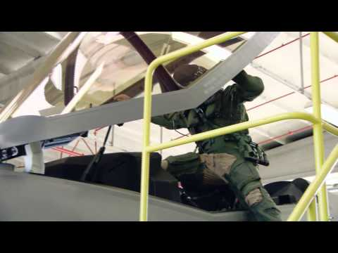 Interviews from the First Flight of Italy's F-35A