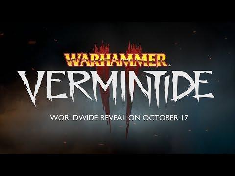 Warhammer: Vermintide 2 Teaser Trailer thumbnail