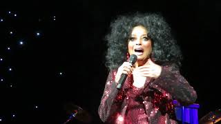 """Diana Ross Q & A with Evan Ross """"I Do"""" snippet / Best Years Of My Life (Wynn - Las Vegas, 11172018)"""