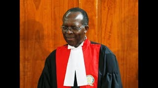 Justice Jackton Ojwang put Petitioner