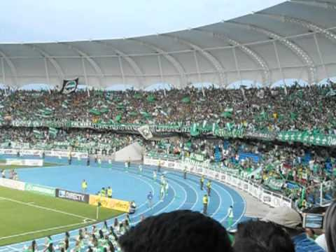 """Frente Radical Verdiblanco | Deportivo Cali 1-1 Nacional | 16/03/2013"" Barra: Frente Radical Verdiblanco • Club: Deportivo Cali"