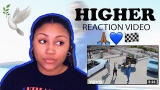DJ Khaled   Higher Ft. Nipsey Hussle, John Legend | REACTION | HeyAshley Q