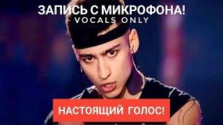 Голос с микрофона: Matrang - Медуза (Голый голос)