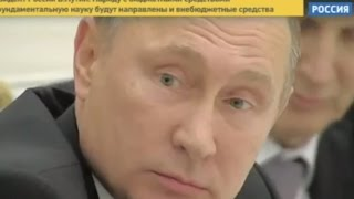 Putin Fires Corrupted Bureaucrats Like a BOSS: You are fired for moonlighting!