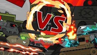 Все серии Эра мега битвы +Бонус / Мультики про танки