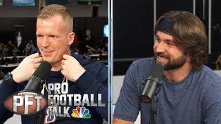 Gardner Minshew reveals key to perfect jorts (FULL INTERVIEW) | ProFootballTalk | NBC Sports