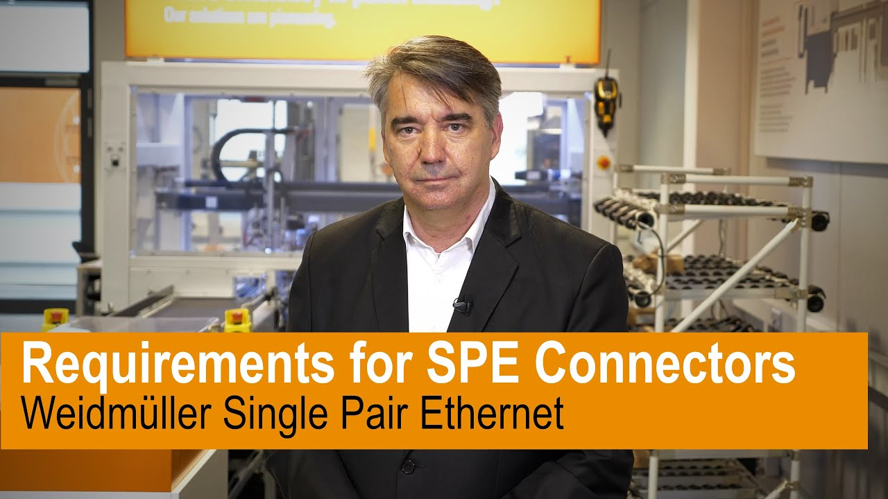 Requirements for SPE Connectors